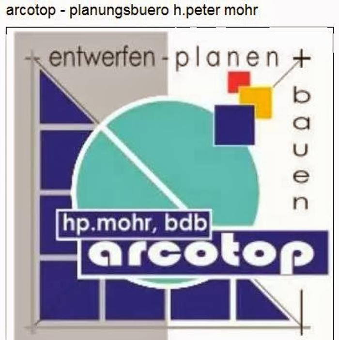 Bild zu Planungsbüro Arcotop H. Peter Mohr in Rockenhausen