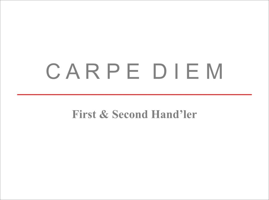 Carpe Diem First & Second Hand'ler in Frankfurt am Main