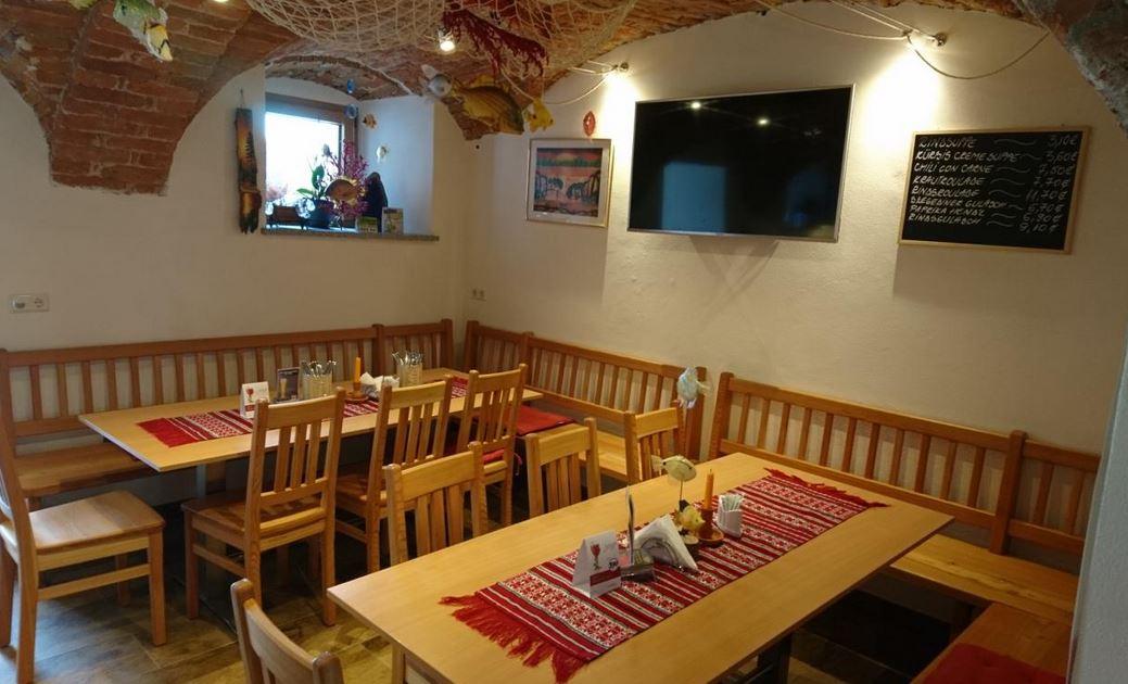 Fischerei-Restaurant - Zum Fischer Heinz