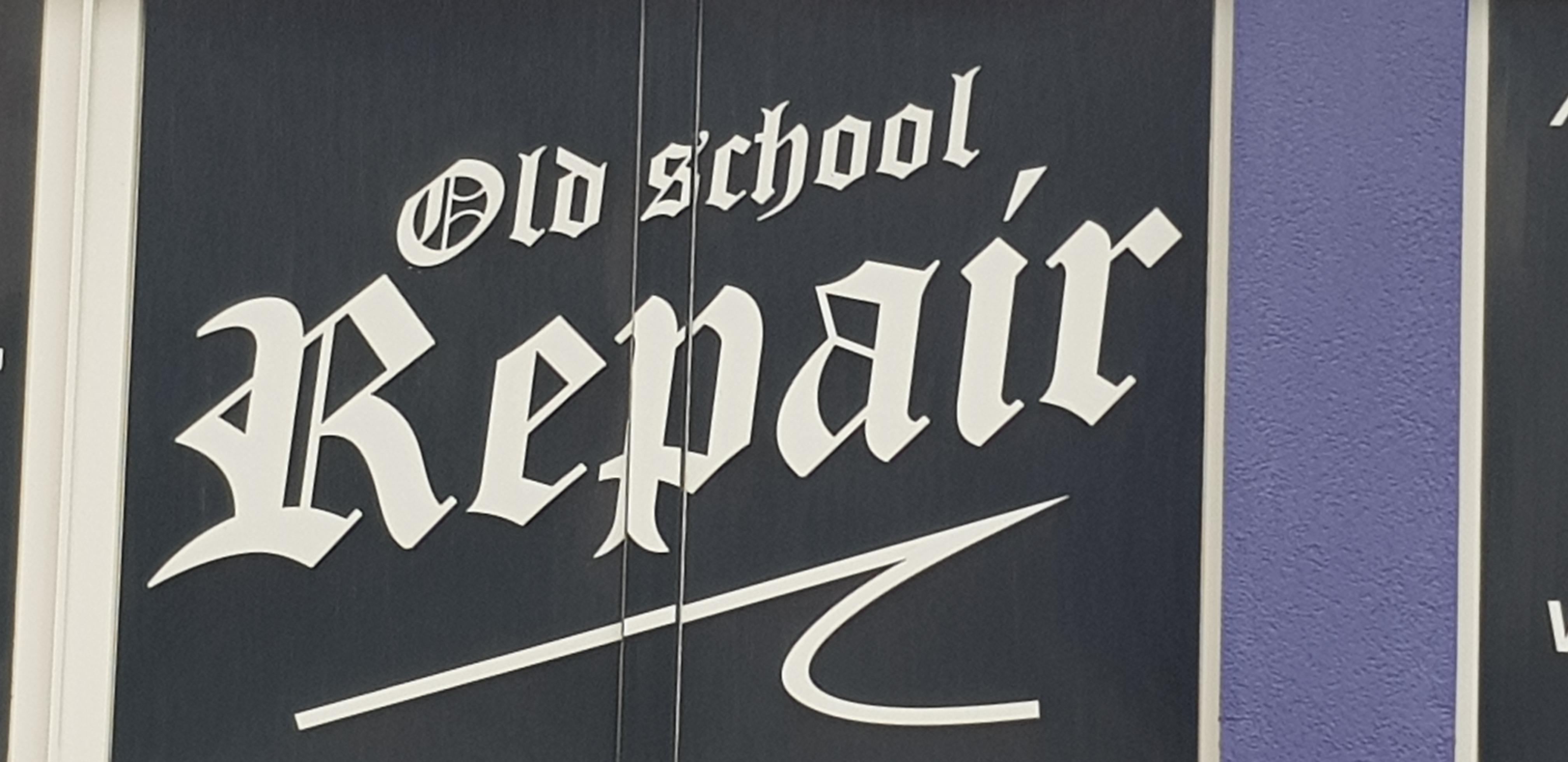 Old school Repair UG