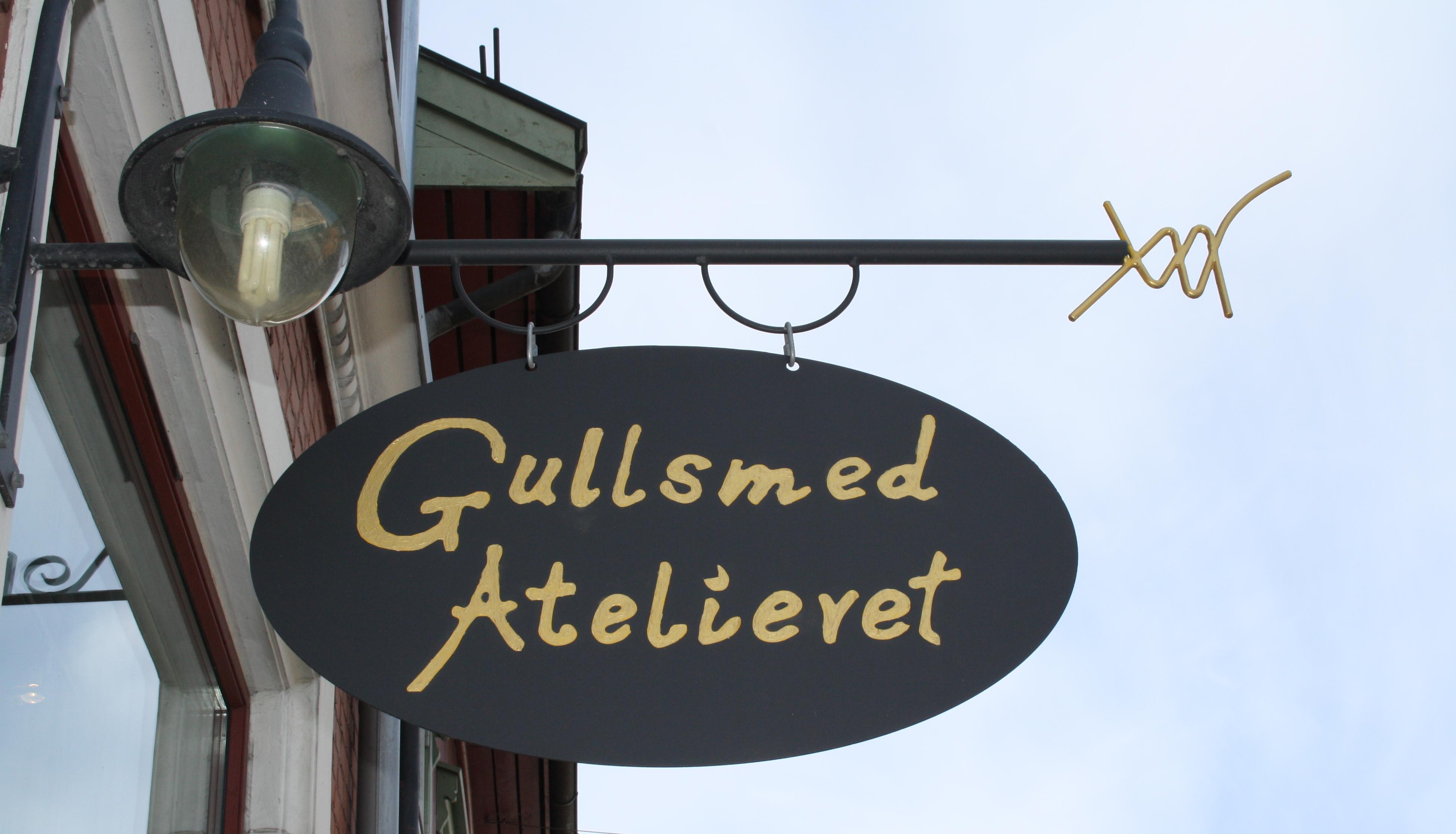 Gullsmed Atelieret DA