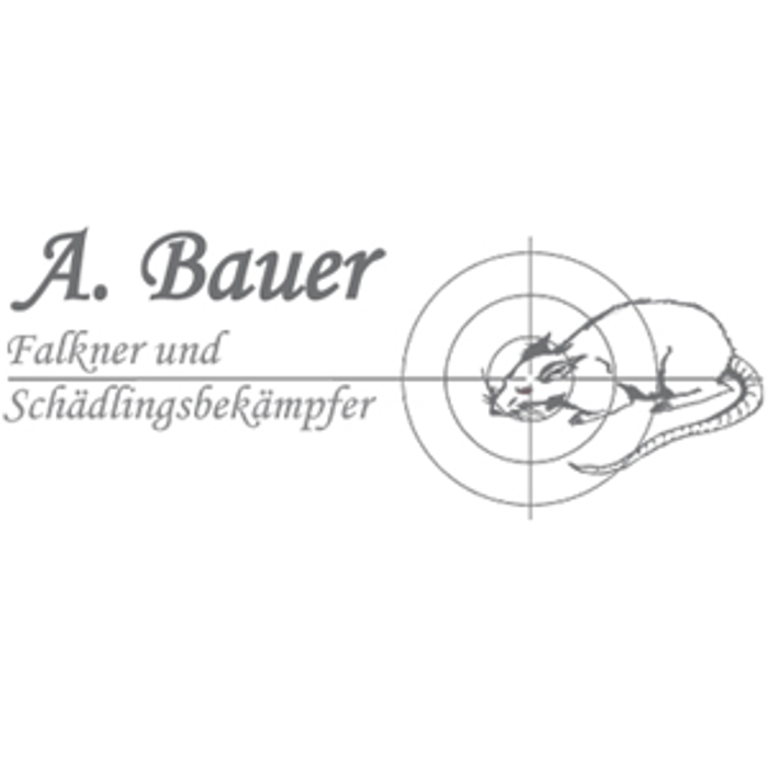 A. Bauer Falkner und Schädlingsbekämpfer