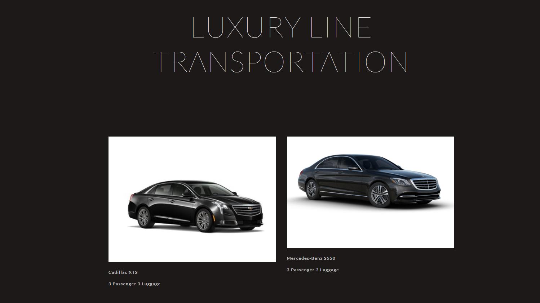 Luxury Line Transportation & Jet Charter