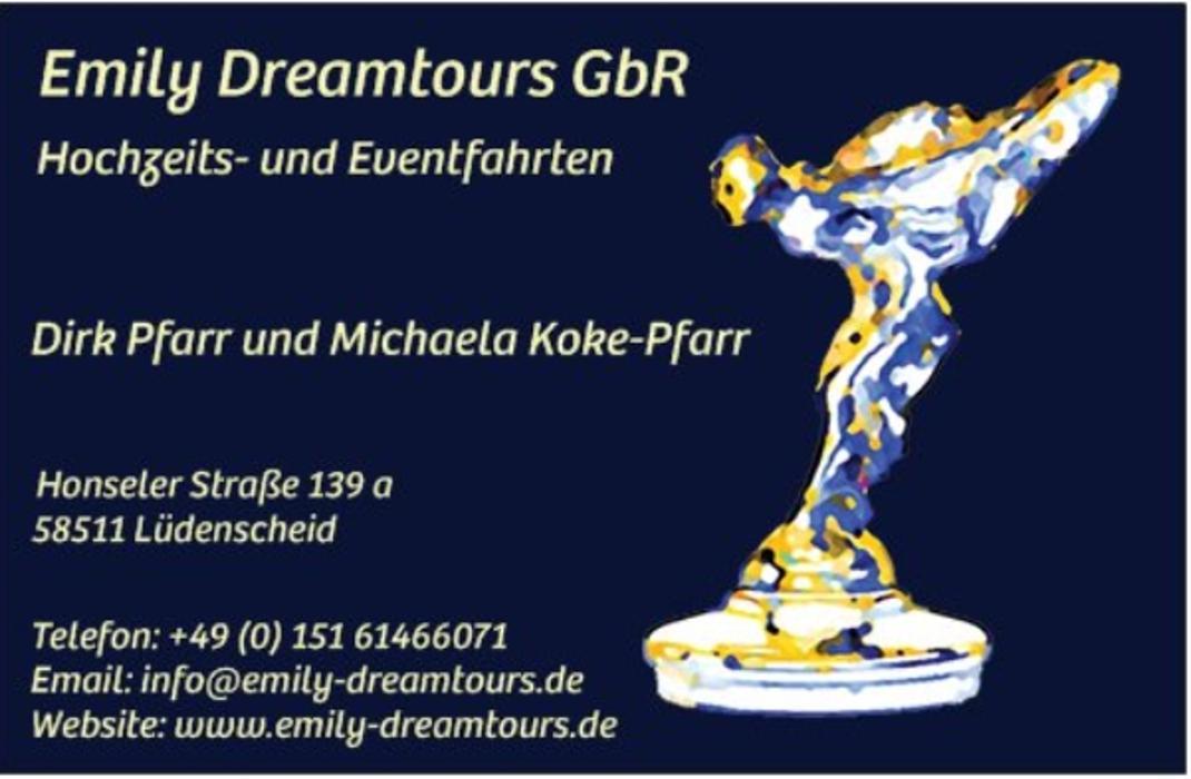 Bild zu Emily Dreamtours GbR in Lüdenscheid