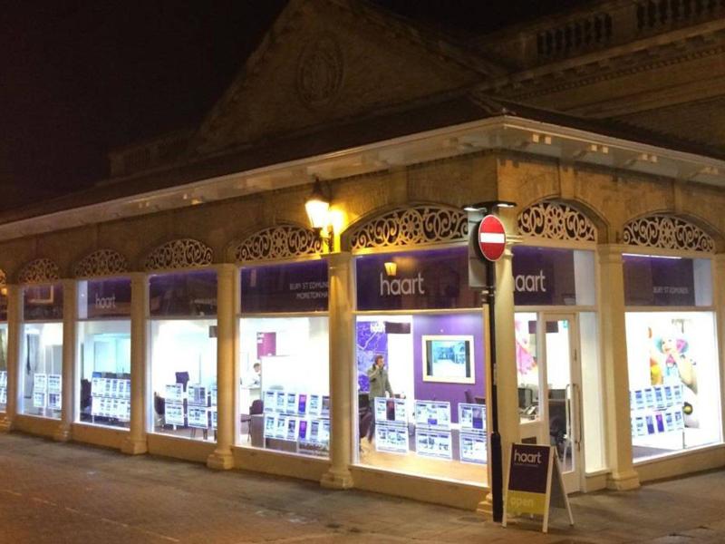 haart estate agents Bury St Edmunds