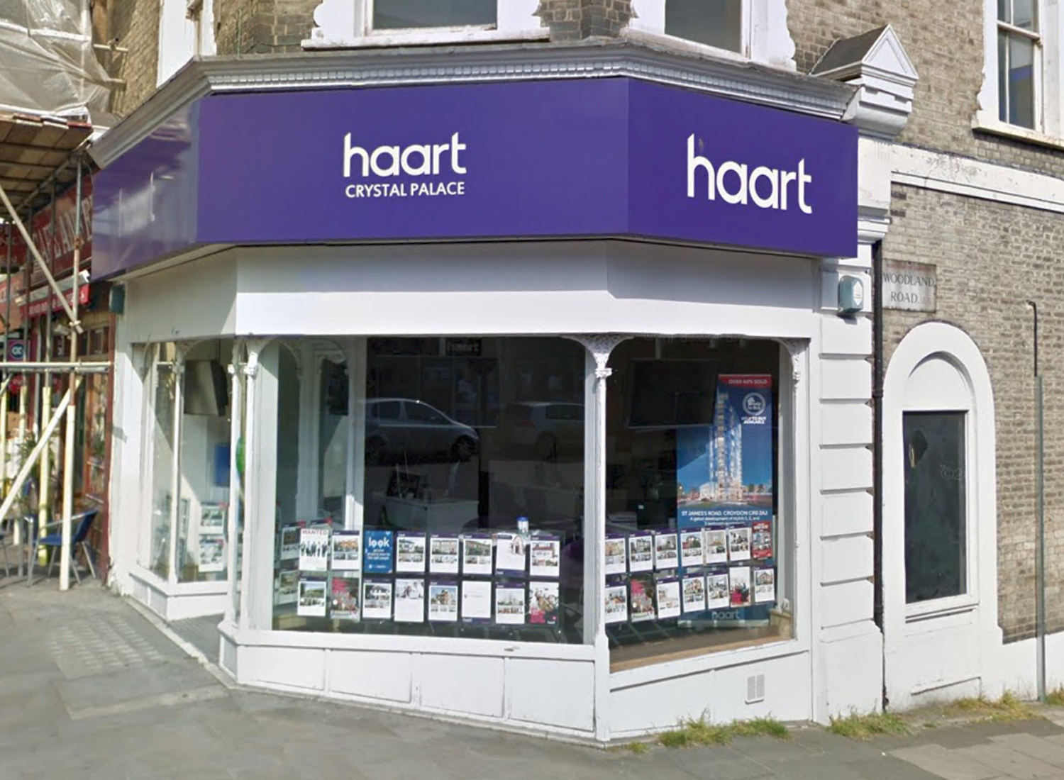 haart estate agents Crystal Palace