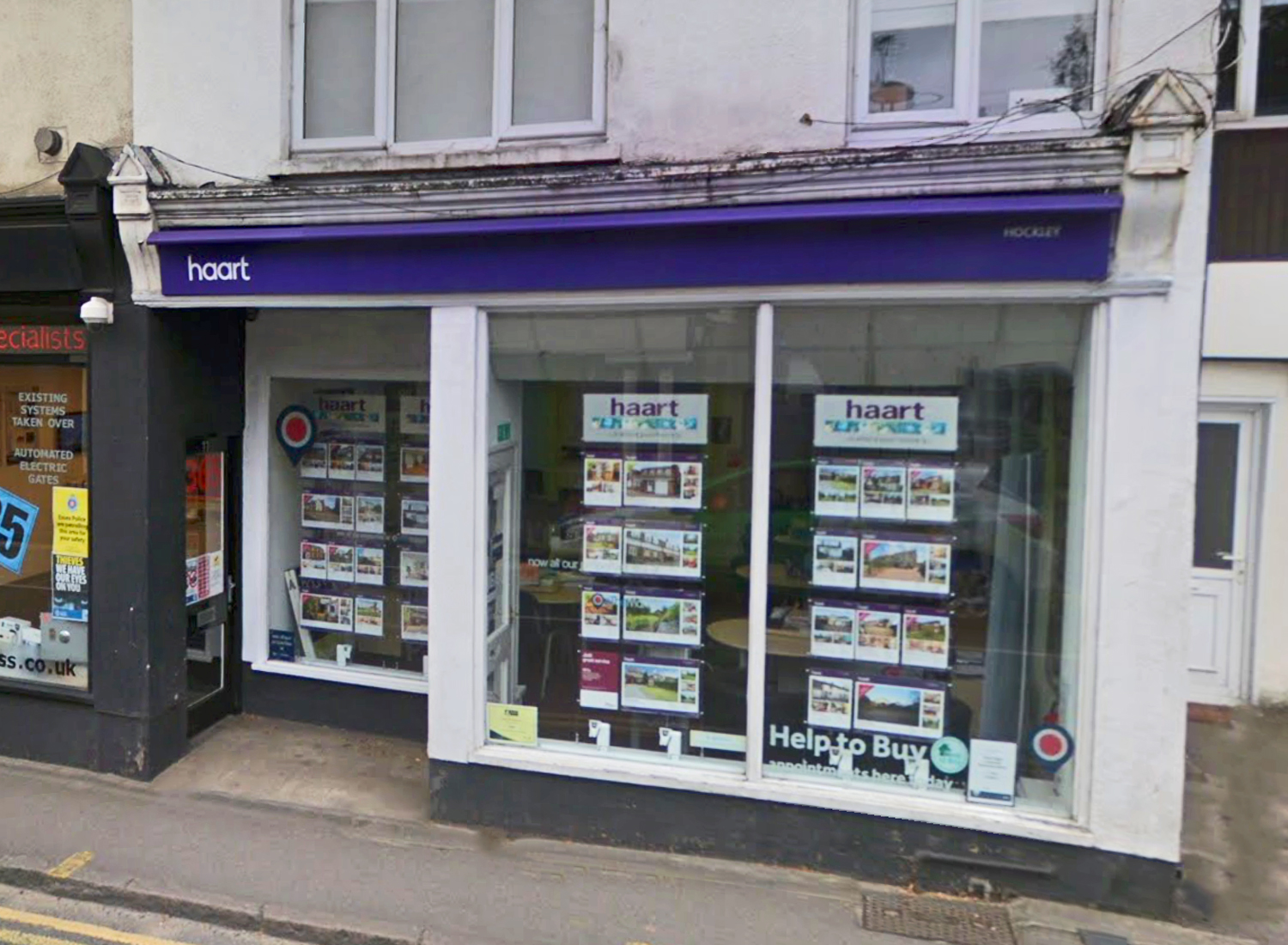 haart estate agents Hockley - Hockley, Essex SS5 4QY - 01702 200420 | ShowMeLocal.com