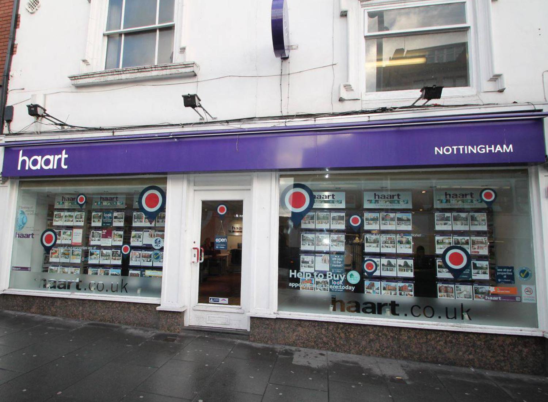 haart estate agents Nottingham