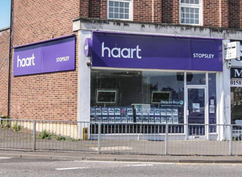 haart estate agents Stopsley - Luton, Bedfordshire LU2 7UG - 01582 455011 | ShowMeLocal.com