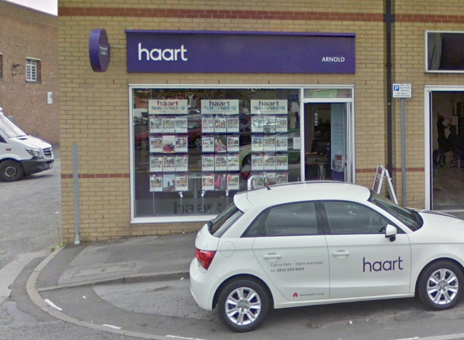 haart estate agents Arnold - Arnold, Nottinghamshire NG5 7DX - 01159 268877 | ShowMeLocal.com