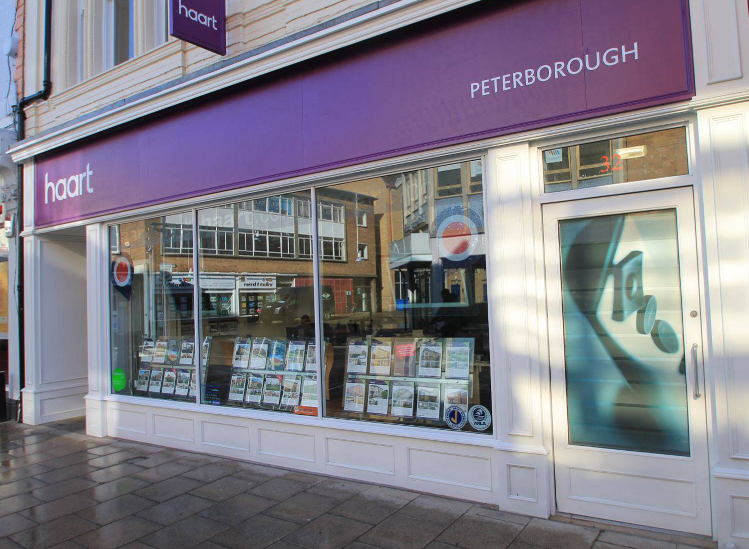 haart estate agents Peterborough