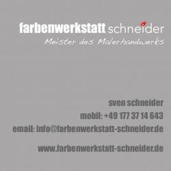 Farbenwerkstatt-Schneider Berlin