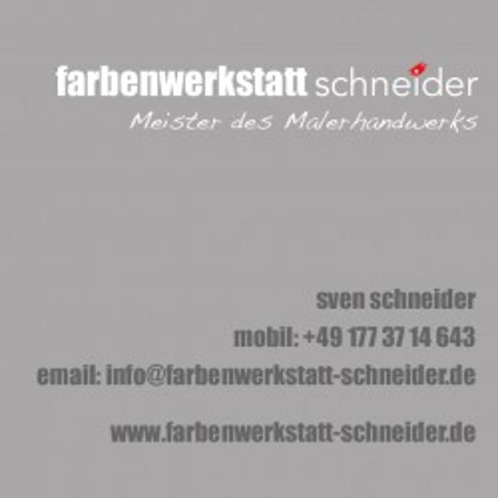 Bild zu Farbenwerkstatt-Schneider in Berlin