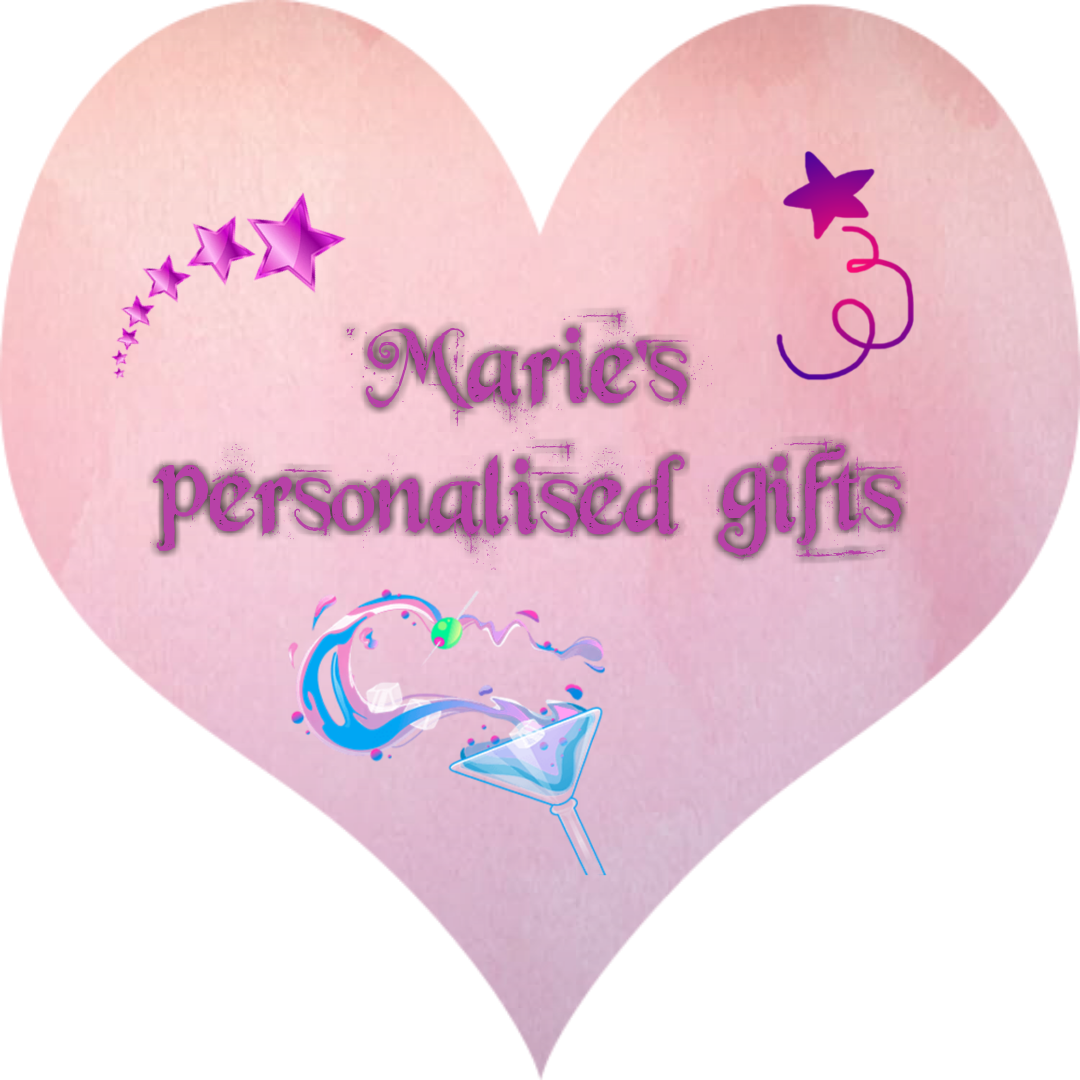 Marie's personalised gifts