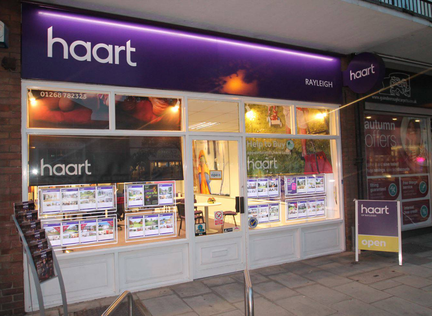 haart letting agents Rayleigh - Rayleigh, Essex SS6 7JD - 01268 772917 | ShowMeLocal.com