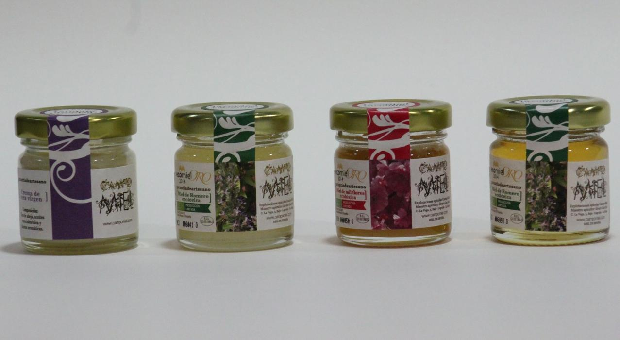 abclocal - discover about Mediterranean Bio Honey in LOGROÑO