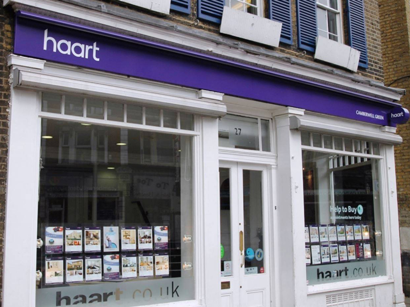 haart Letting Agents Camberwell Green