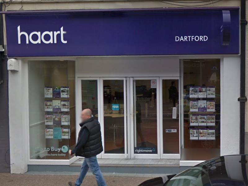 haart letting agents Dartford - Dartford, Kent DA1 2DJ - 01322 293865 | ShowMeLocal.com