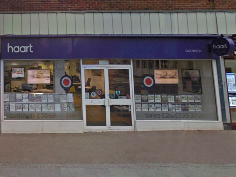 haart Letting Agents Dulwich