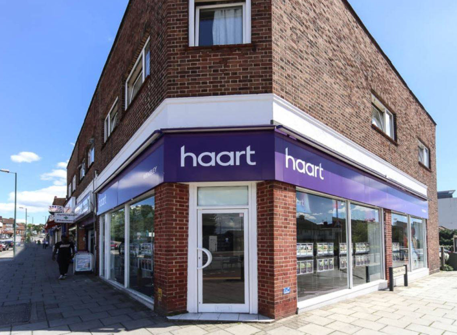 haart letting agents Wembley Park