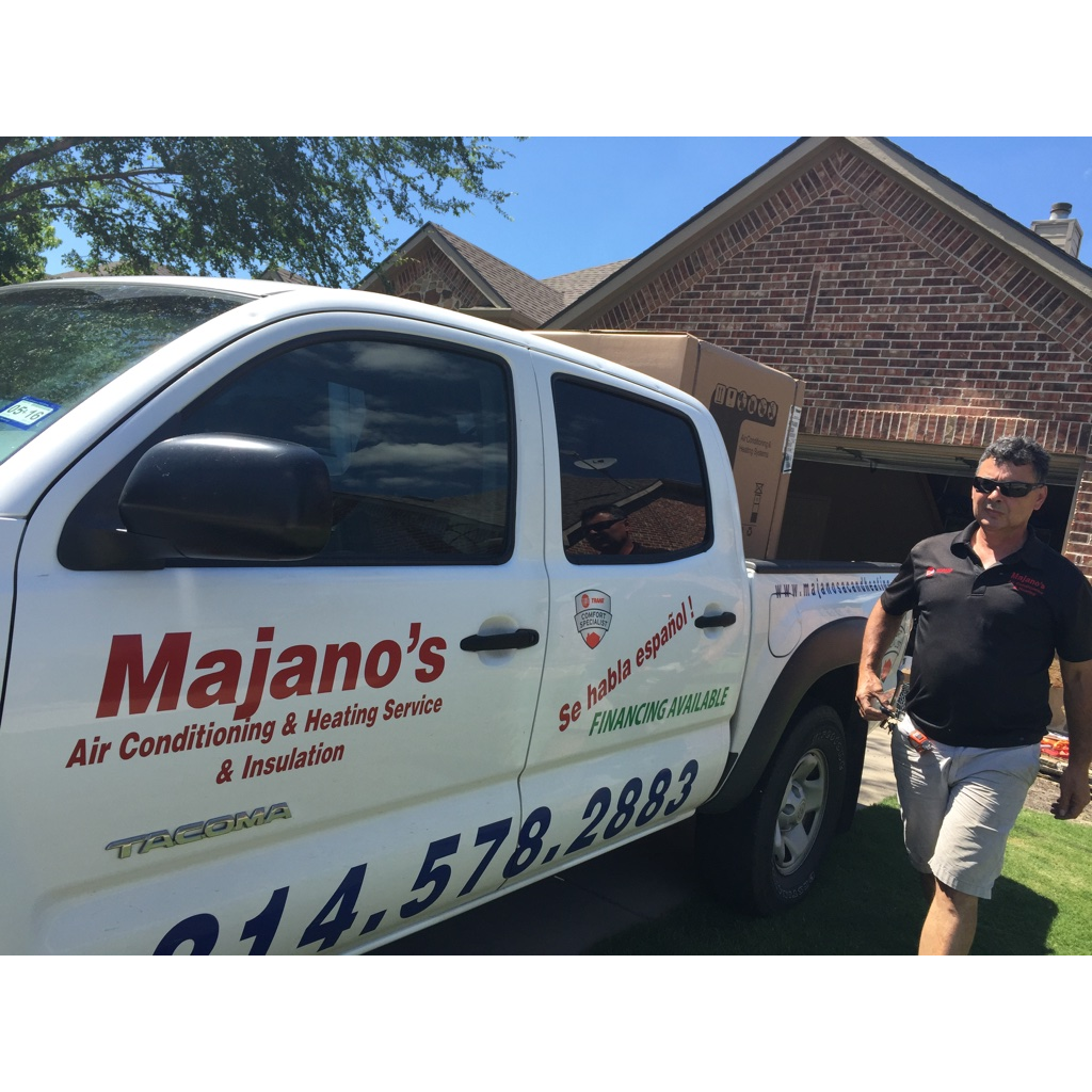 Majano's AC Heating and Cooling Services