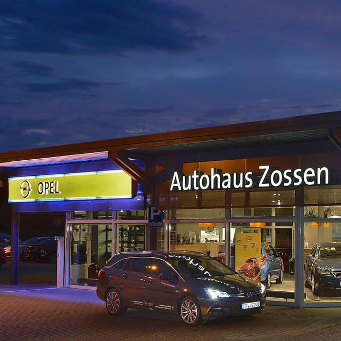 Bild zu Autohaus Zossen GmbH in Zossen in Brandenburg