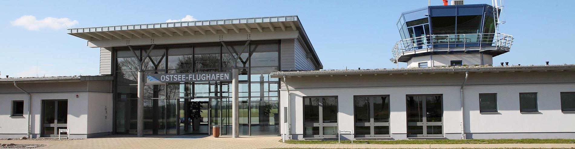 Ostseeflughafen Stralsund-Barth GmbH