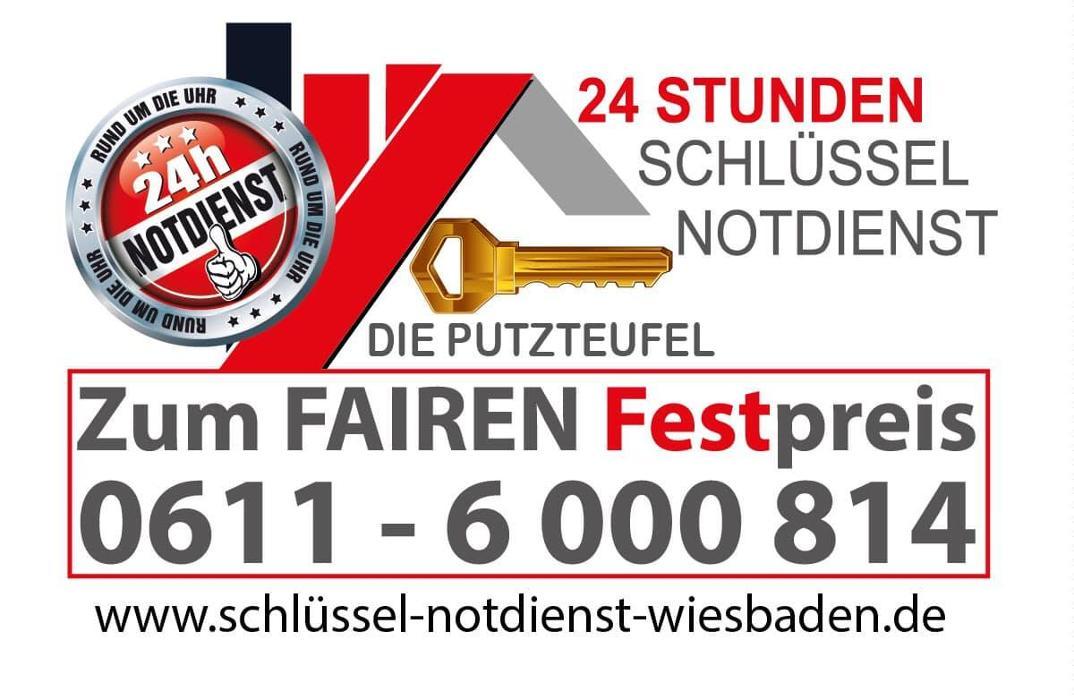Bild zu Die-Putzteufel-schlüssel-notdienst-wiesbaden in Wiesbaden