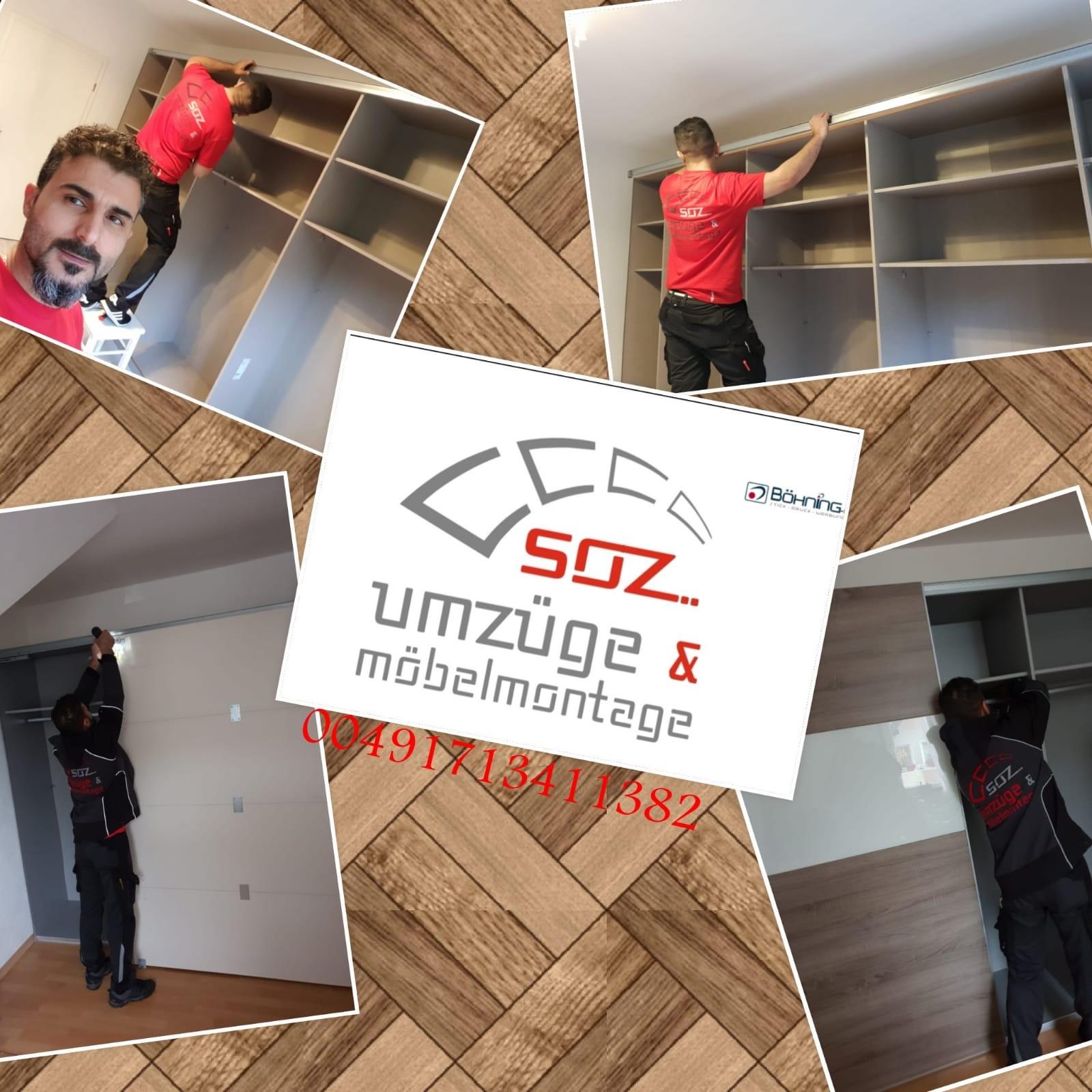 SOZ-Umzüge
