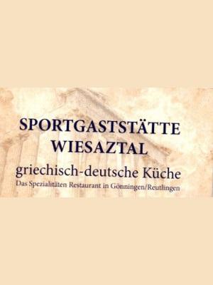 Sportgaststätte Wiesaztal - Inhaber Zisis Papasimopoulous