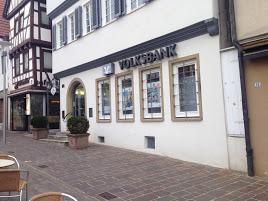 Volksbank Leonberg-Strohgäu eG -SB-Stelle Marktplatz-
