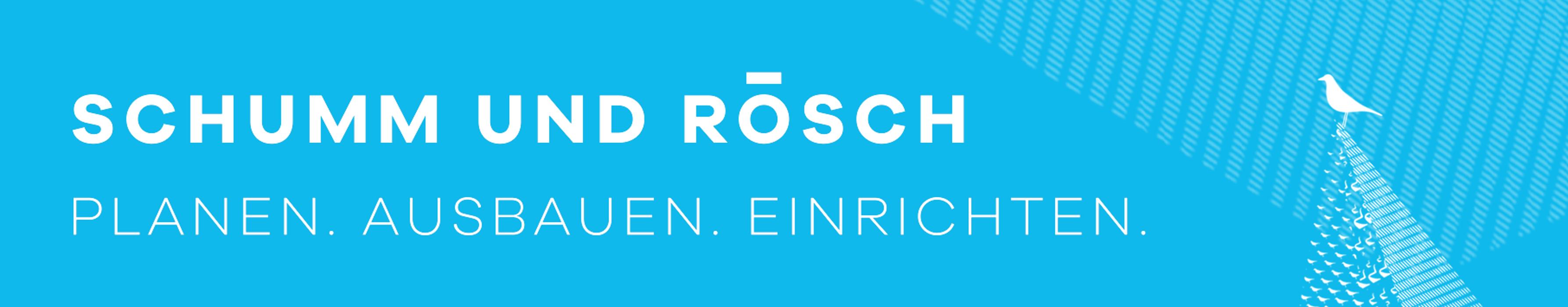 Logo von Schumm und Rösch - Planen, Ausbauen, Einrichten
