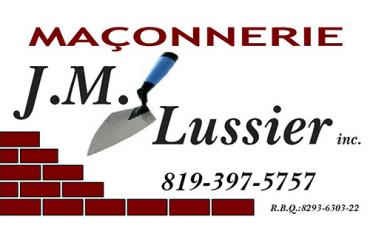 Maçonnerie J.M. Lussier Inc. - Saint-Cyrille-de-Wendover, QC J1Z 1B6 - (819)397-5757   ShowMeLocal.com