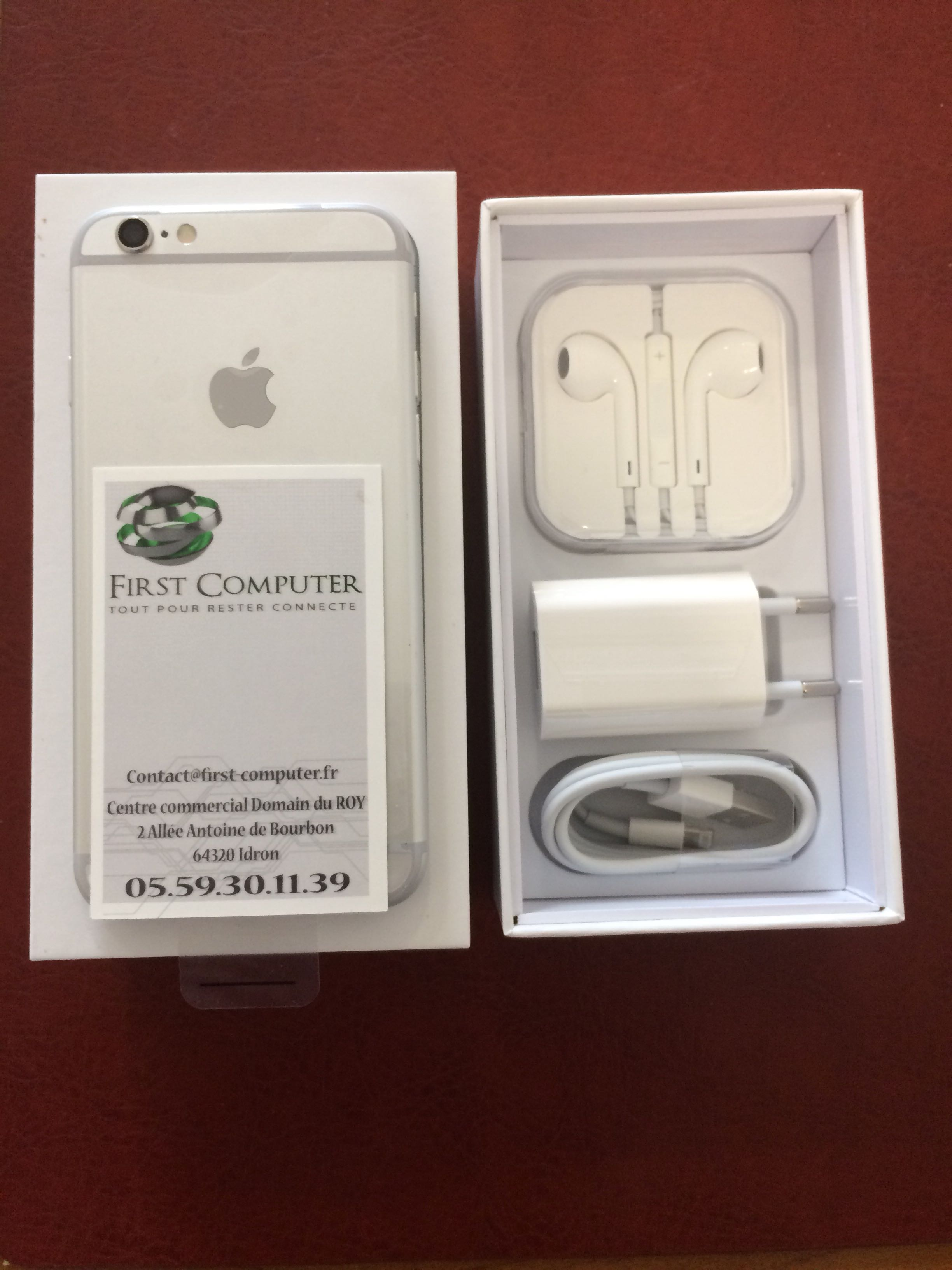 First Computer /Réparation iPhone / iPad /Mac / informatique Pau