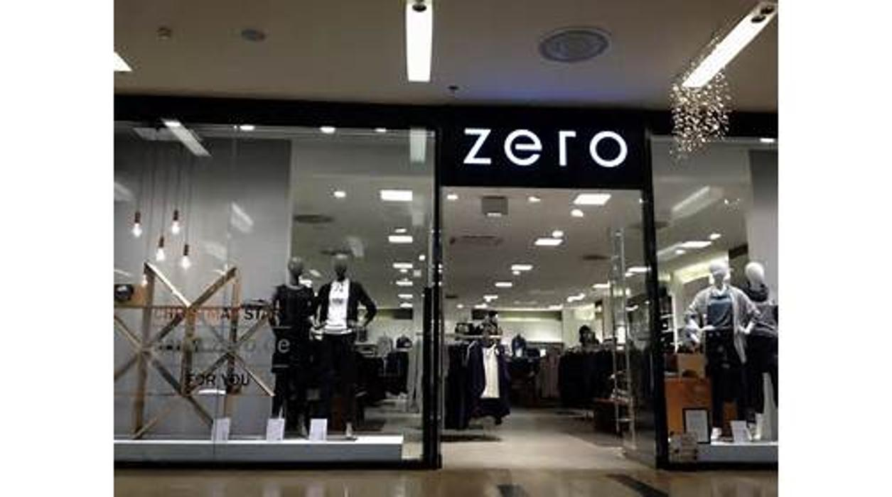 zero Store, Friedrichstraße in Düsseldorf