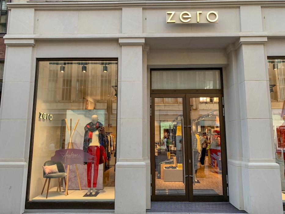 zero Store, Obernstraße in Bremen