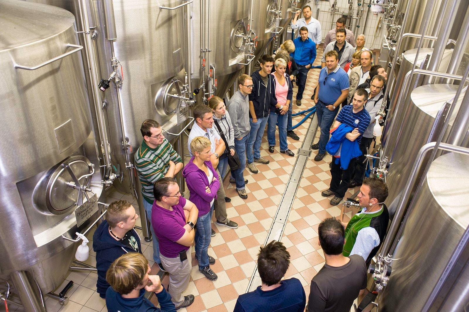 Freihof AG Brauerei & Hofstube
