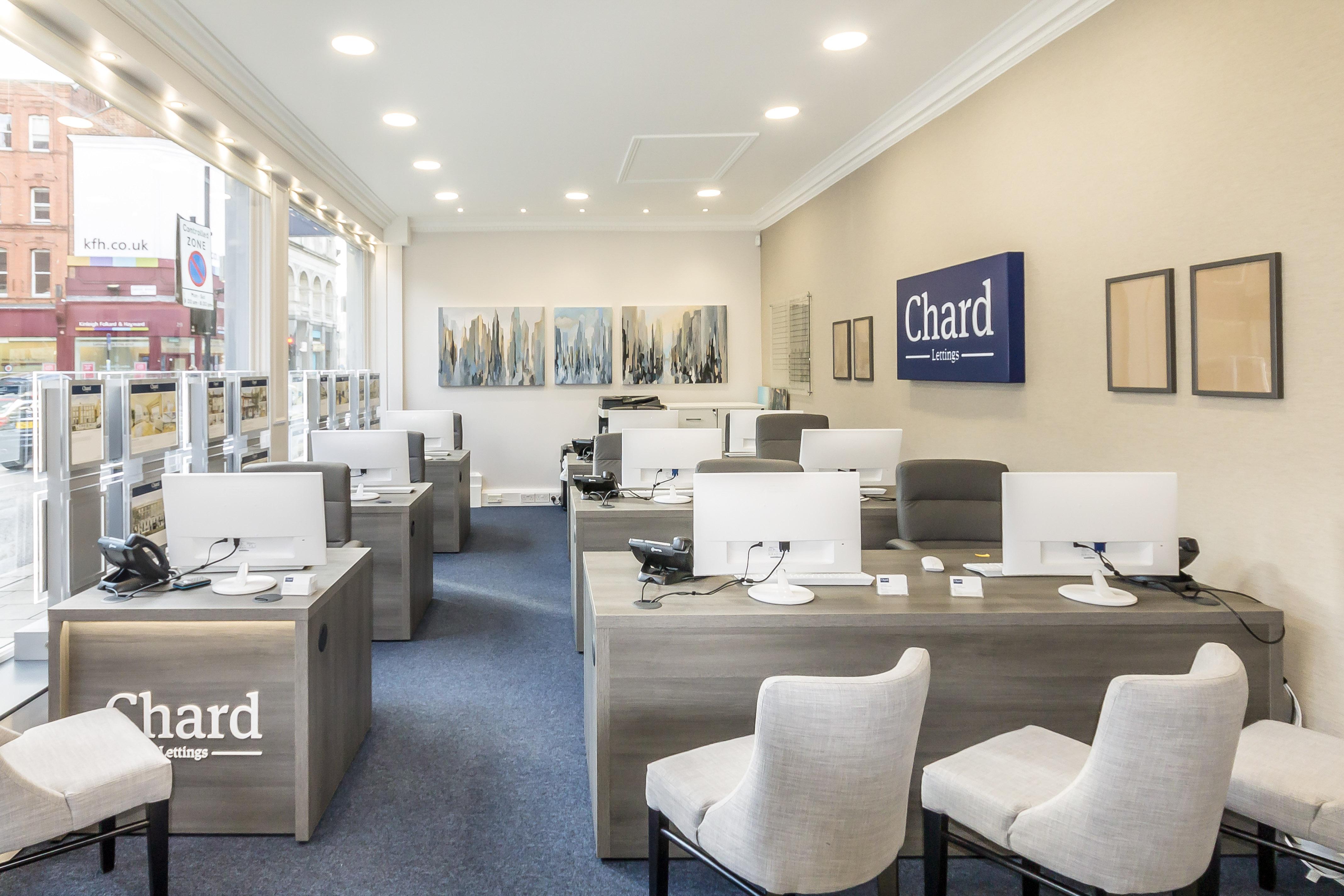Chard Estate Agents - London, London SW6 4QP - 020 7384 1400 | ShowMeLocal.com