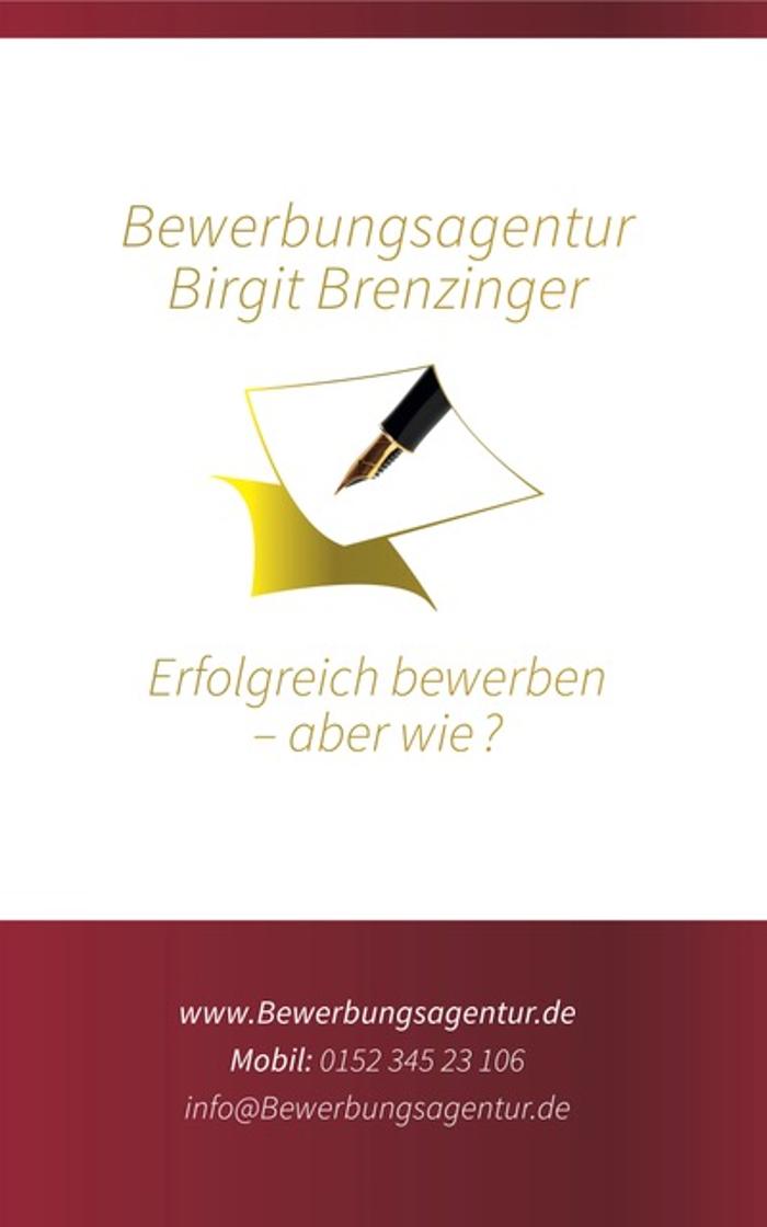 Bild zu Bewerbungsagentur Birgit Brenzinger in Mannheim