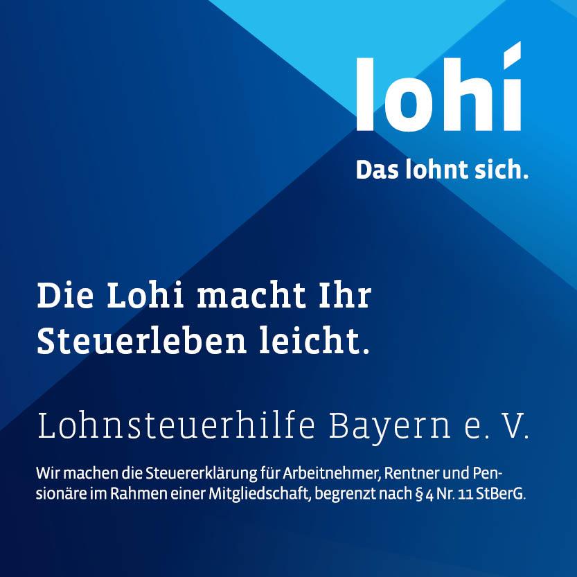 Foto de Lohi - Lohnsteuerhilfe Bayern e. V. Lauf Lauf