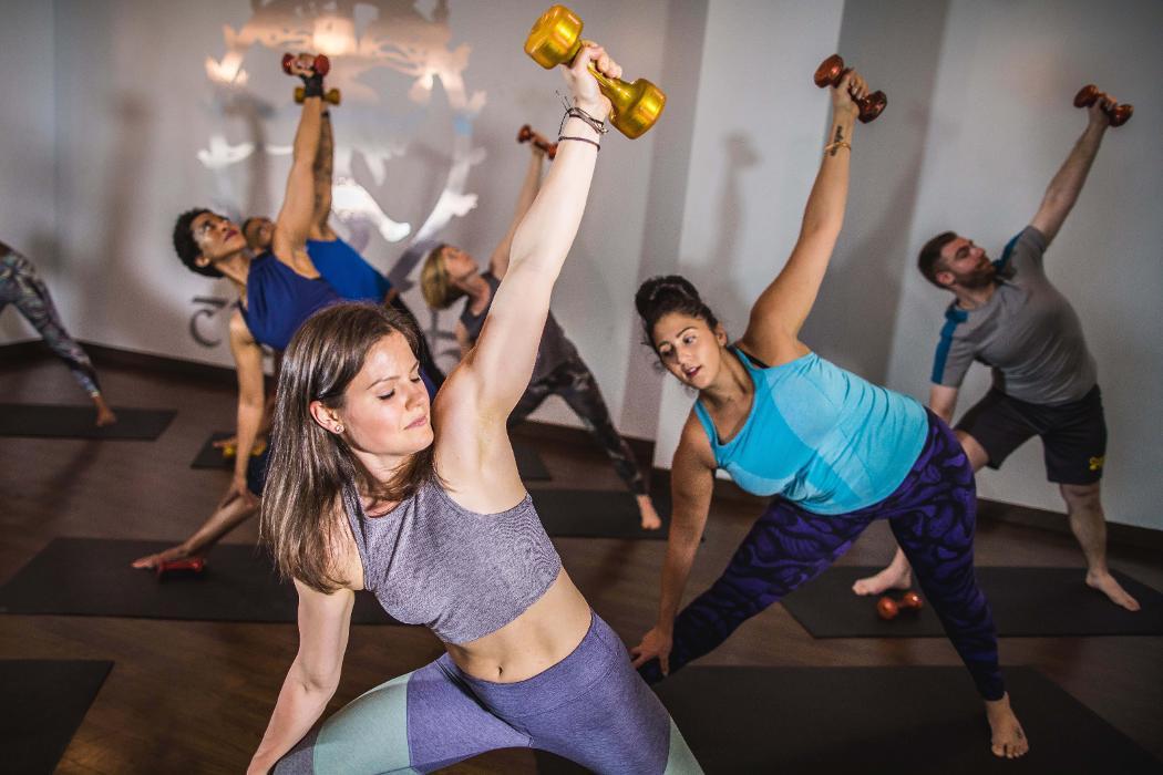Crunch Fitness - 66th Street - New York, NY