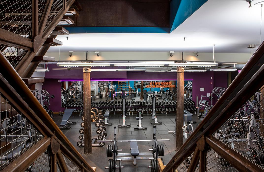 Crunch Fitness - Tribeca - New York, NY