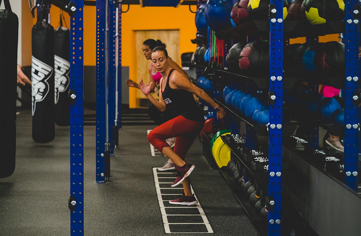Crunch Fitness - Stockton