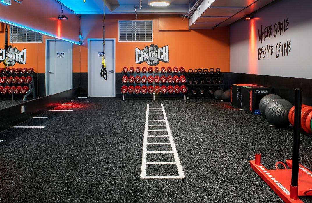 Crunch Fitness - 38th Street - New York, NY