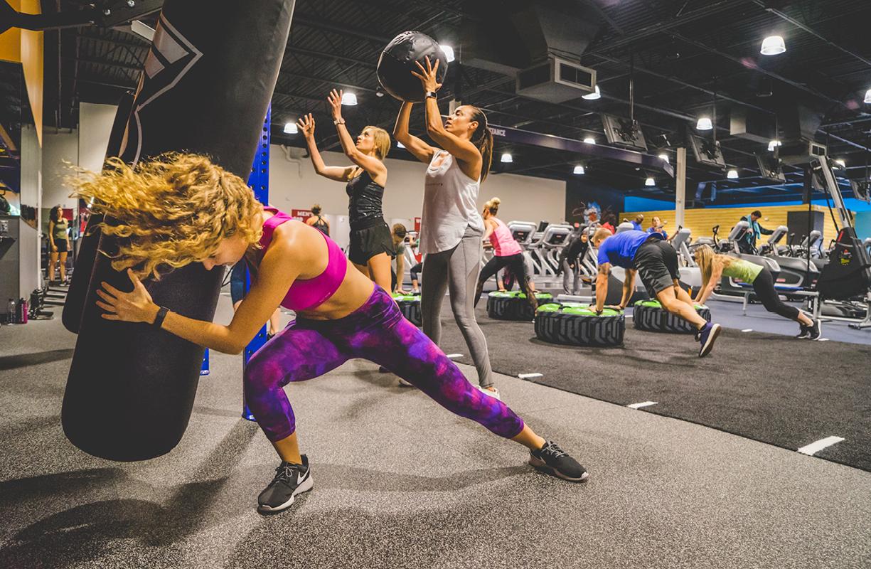 Crunch Fitness - Brampton Bramalea