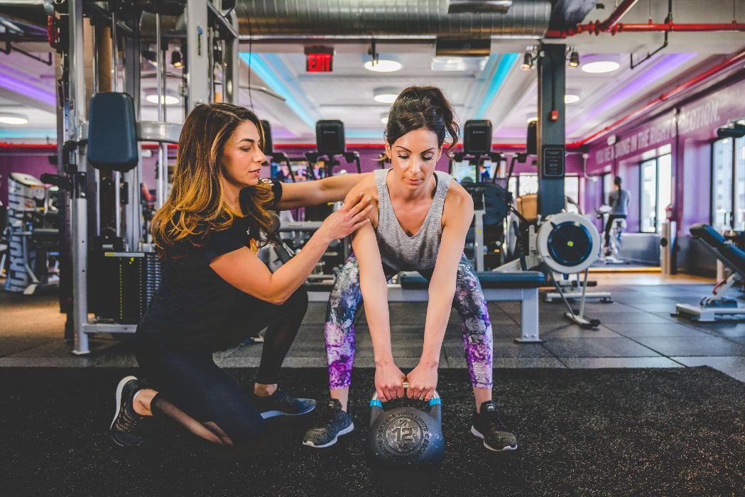 Crunch Fitness - San Mateo - San Mateo, CA