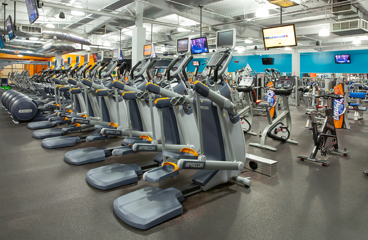 Image 8 | Crunch Fitness - Daly City