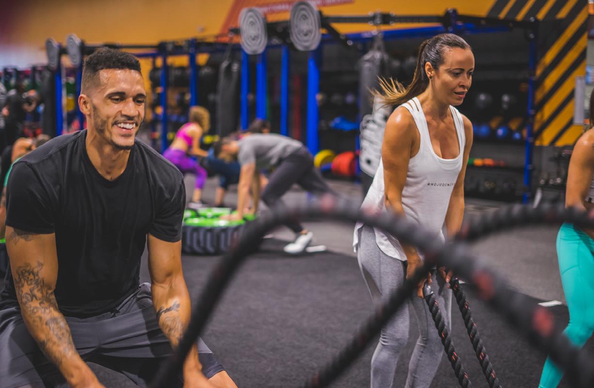 Crunch Fitness - Santa Rosa