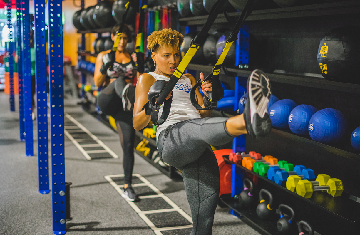 Crunch Fitness - Folsom