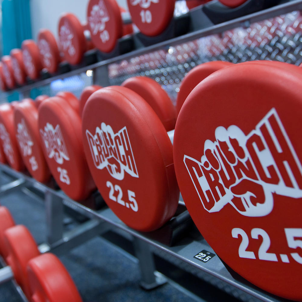 Crunch Fitness - Chevy Chase